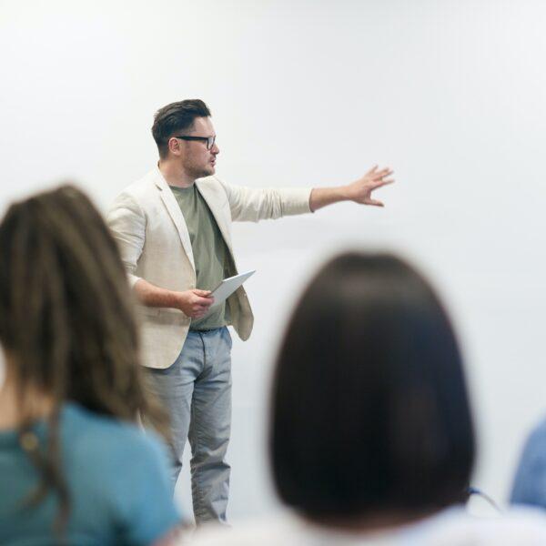Idealna prezentacja – wskazówki i zasady